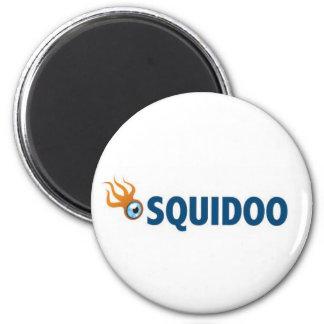 Squidoo Magnet