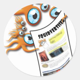 Squidoo_Squidvertiser copy Sticker