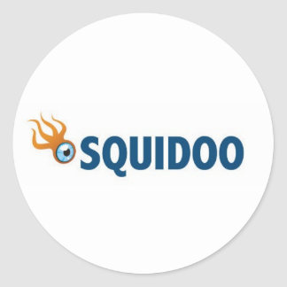 Squidoo Sticker