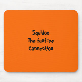 Squidoo- The funfree Connection - Mousepad