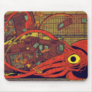 Squidpad Mouse Pad