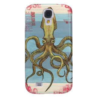SQUIDS OF THE DEEP IPHONE 3 CASE