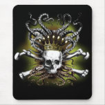 SquidSkull King Mouse Pad