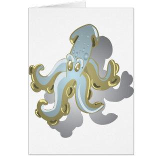 Squidy Card