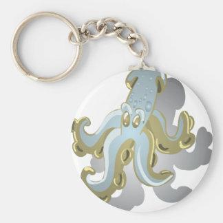 Squidy Keychain