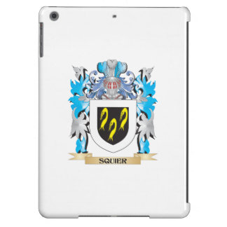 Squier Coat of Arms - Family Crest Case For iPad Air