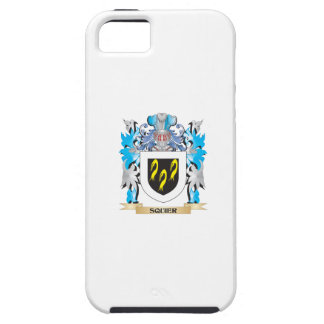 Squier Coat of Arms - Family Crest iPhone 5 Cover