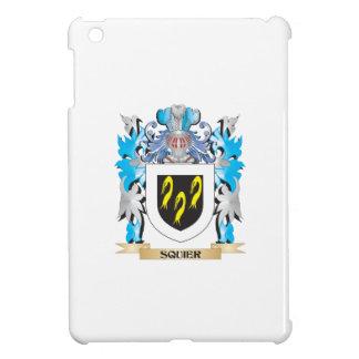 Squier Coat of Arms - Family Crest iPad Mini Cases