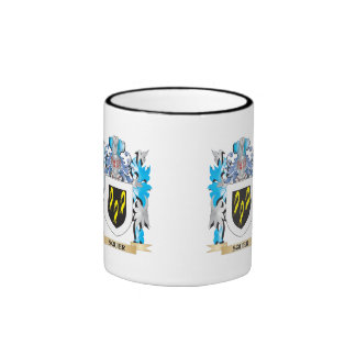 Squier Coat of Arms - Family Crest Mugs