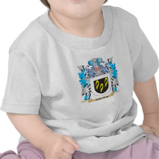 Squier Coat of Arms - Family Crest Tshirt