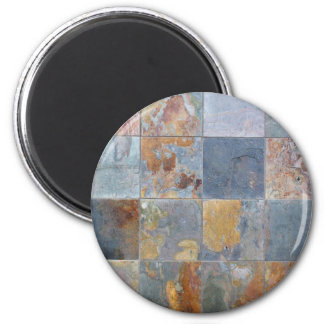 squier old vintage marble 2 inch round magnet