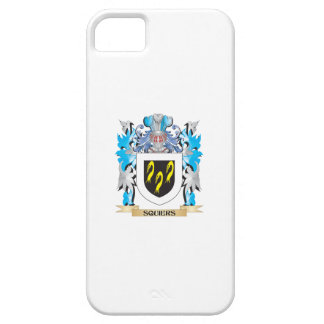 Squiers Coat of Arms - Family Crest iPhone 5 Case