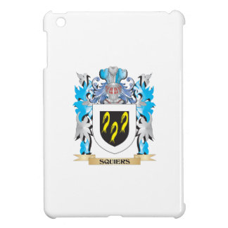 Squiers Coat of Arms - Family Crest Case For The iPad Mini