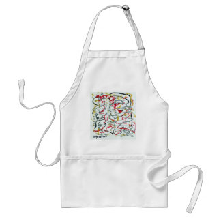 Squiggles2.jpg Adult Apron