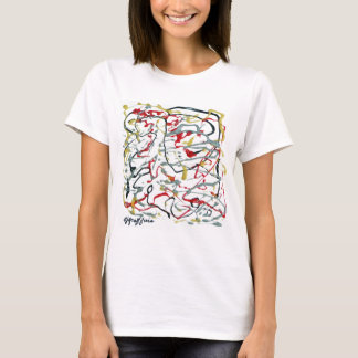 Squiggles2.jpg T-Shirt
