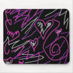 Squiggles Mouse Pad