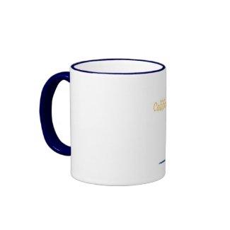 Squiggly Lines_California Dreamin' mug mug