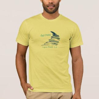 Squiggly Lines_Just Cruisin'_Laguna Beach, CA T-Shirt