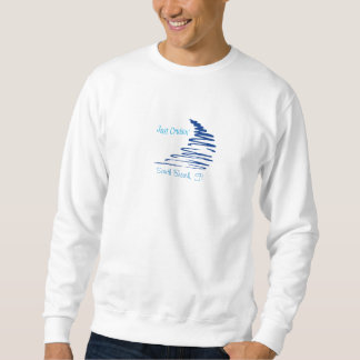 Squiggly Lines_Just Cruisin'_South Beach, FL Sweatshirt