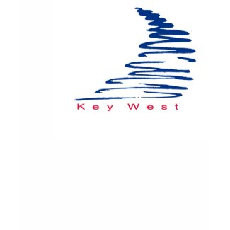 Squiggly Lines_Key West t-shirt shirt