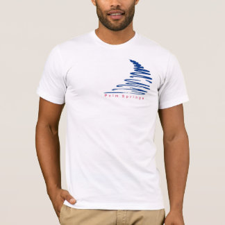 Squiggly Lines_Palm Springs t-shirt