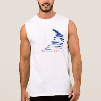 Squiggly Lines_Venice Beach t-shirt