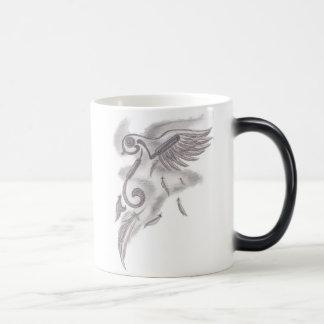 Squiggly Morphing Mug