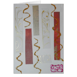 Squiggly Wiggly Card