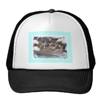 Squill Pod Raring to Go Trucker Hat