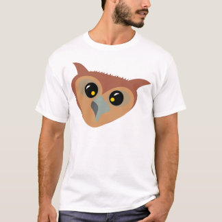 Squint-eyed Owl T-Shirt