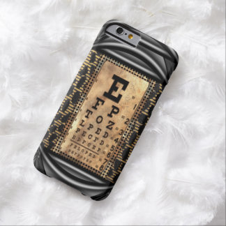 Squint Vintage IV Barely There iPhone 6 Case