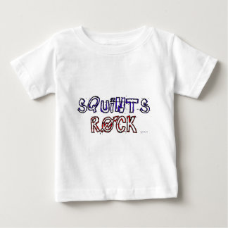 Squints Rock! Baby T-Shirt