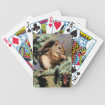Squirell Playing Cards Bicycle Playing Cards