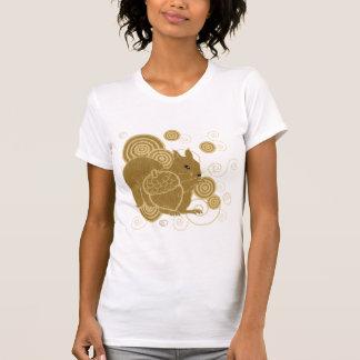 Squirelly Squirrel T-Shirt