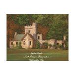 Squires Castle Canvas Wrap Canvas Prints