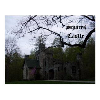 SQUIRES CASTLE,OHIO postcard