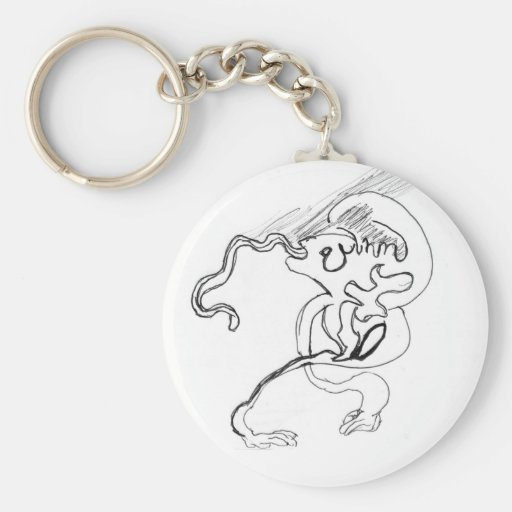 Squirm Key Chains