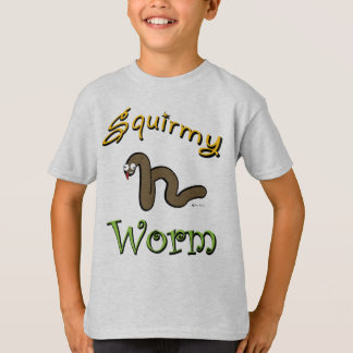 Squirmy Worm T-Shirt
