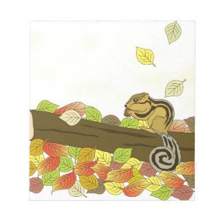 Squirrel-1 Notepad