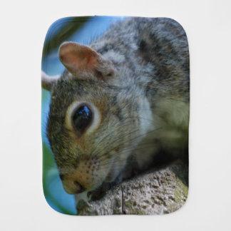 squirrel-25.jpg baby burp cloth