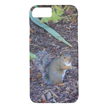 Squirrel #4 iPhone 8/7 Case