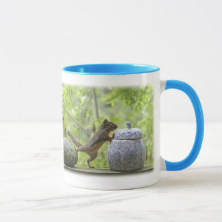 Squirrel and Cookie Jar Mug