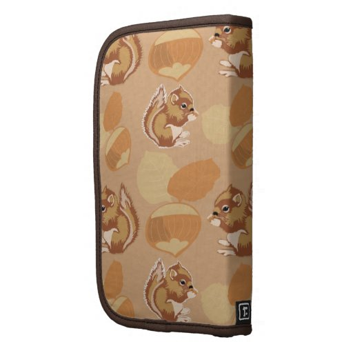 squirrel and nuts patterns planners