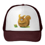 Squirrel and the Nut Trucker Hat