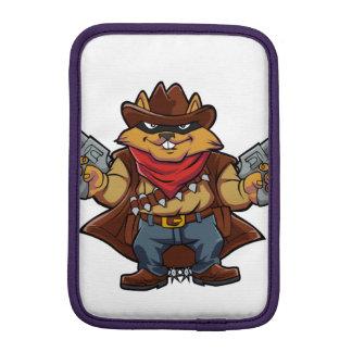 Squirrel Bandit iPad Mini Sleeve