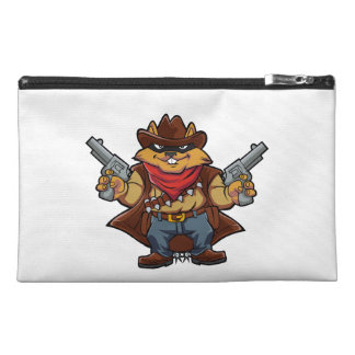 Squirrel Bandit Travel Accessories Bags