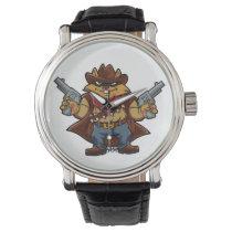 Squirrel Bandit Wristwatch
