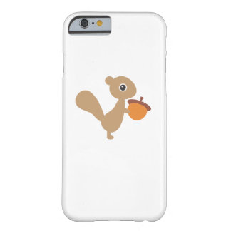 Squirrel Barely There iPhone 6 Case