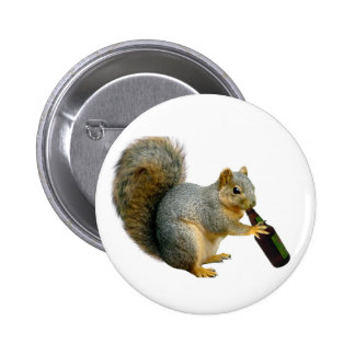 Squirrel Beer Button