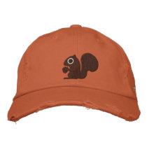 Squirrel Cap